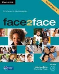 Face2Face Intermediate SB+DVD